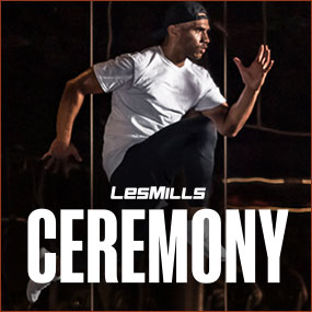 LES MILLS CEREMONY