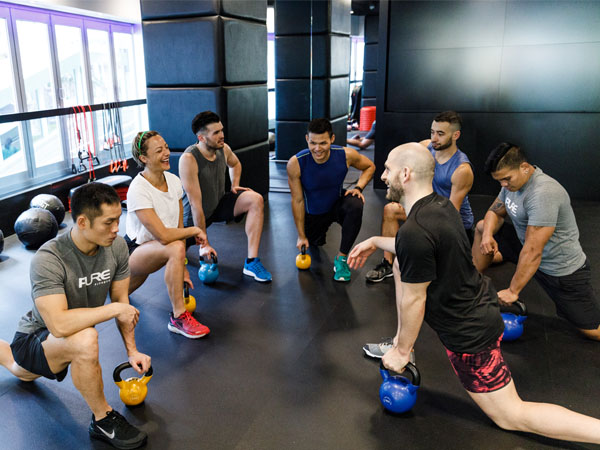 how to start small group personal training