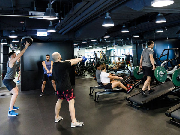 Discover Our Brand New Small Group Training On The Ground Floor Of Pure Fitness Kinwick Centre And Only Best World Standard Equipment