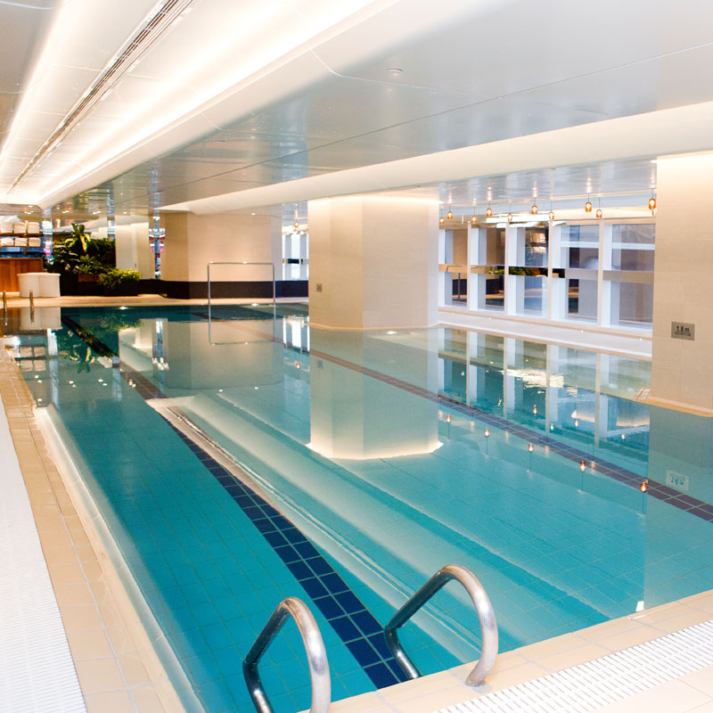 Pure fitness - Capital tower fitness first swimming pool ...