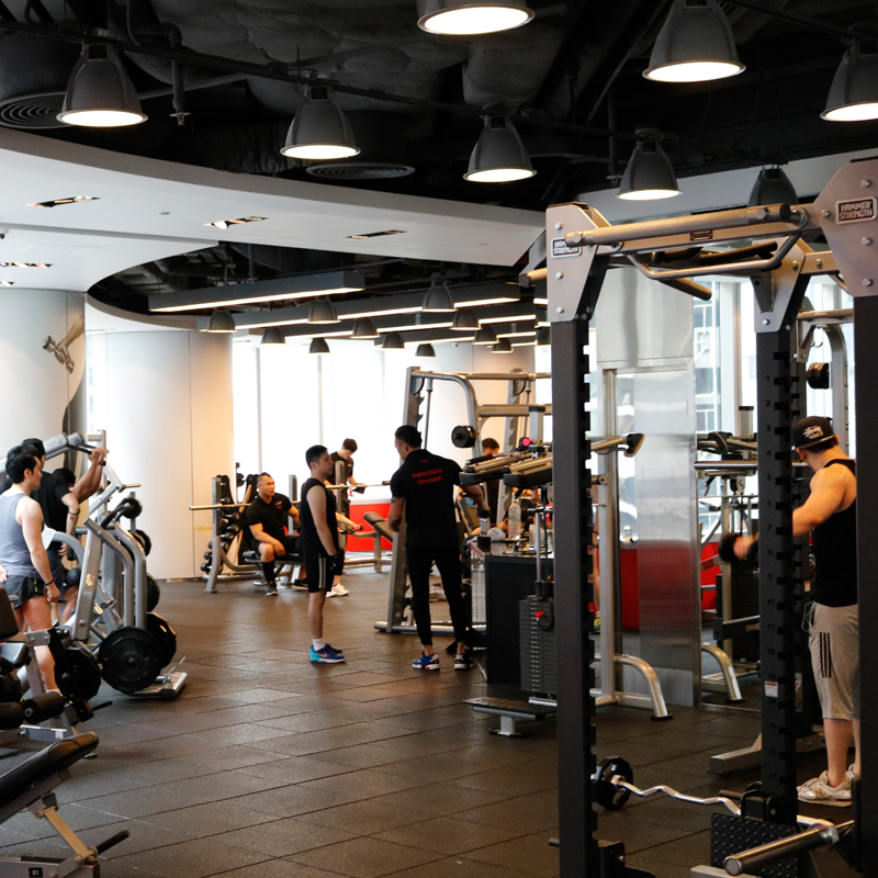 d3d6c15b56ed Studio Features. RealRyders. Cycling Studio. Group Fitness Room